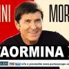 GIANNI MORANDI in concerto a Taormina.