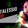 GIGI D'ALESSIO in concerto a ZAFFERANA.
