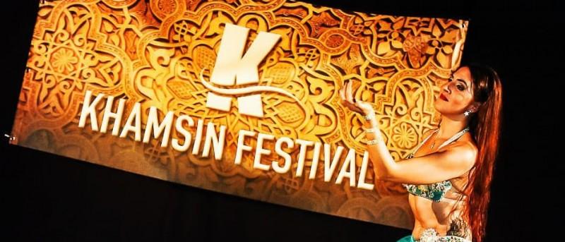 Khamsin Festival a Catania