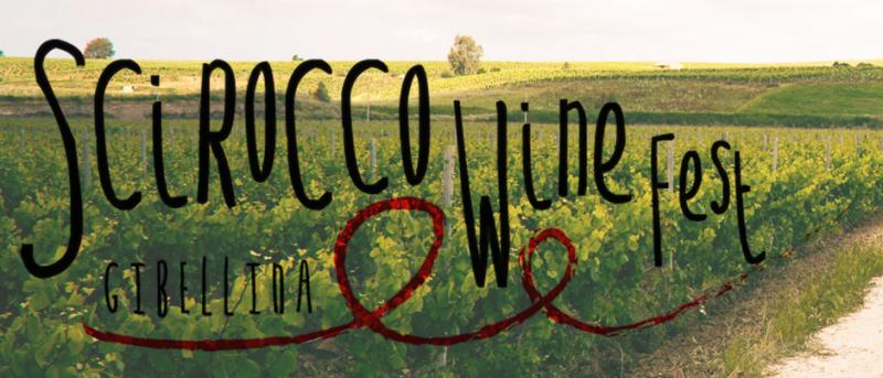 Scirocco Wine Fest a Gibellina